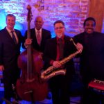 all styles of jazz; originals, Classic American Songbook, Bossa Nova, Latin Jazz, Mardi Gras to name a few.