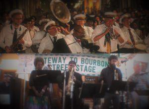 GDB_NOS Super_Band Garden District Band Meet the New Orleans Spice ... Modern Funk Jazz meets Brass Band!