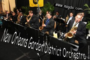 New Orleans Garden District Orchestra