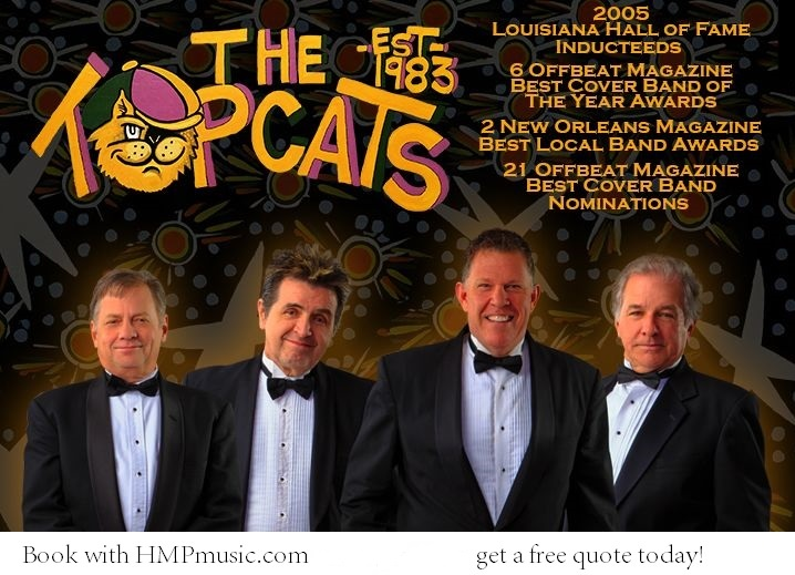 Top Cats Band New Orleans